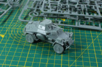 Rubicon Models - 280062 - SdKfz 222/223 Light Armoured Car