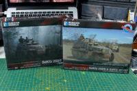 Rubicon Models - 280048 - SdKfz 250/251 Expansion Set - SdKfz 250/9 & 251/23