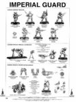 Annual 1999 Catalogue - Imperial Guard Cadian Shock Troopers