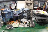 Warhammer 40.000 - Oldhammer Leftovers