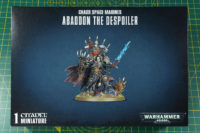 Warhammer 40,000 - Abaddon the Despoiler 2019