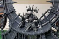 Warhammer 40,000 - Chaos Space Marines Noctilith Crown