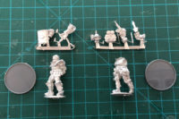 Bolt Action Konflikt 47 - Defiance Promo Pack