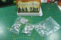 Antedeluvian Miniatures - Conquitadors of Mictlan