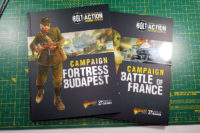 Bolt Action - Campaign Fortress Budapest & Battle of France