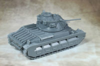 Bolt Action - Matilda II Tank Troop