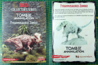 DnD Collector's Series - Tomb of Annihilation - Tyrannosaurus Zombie