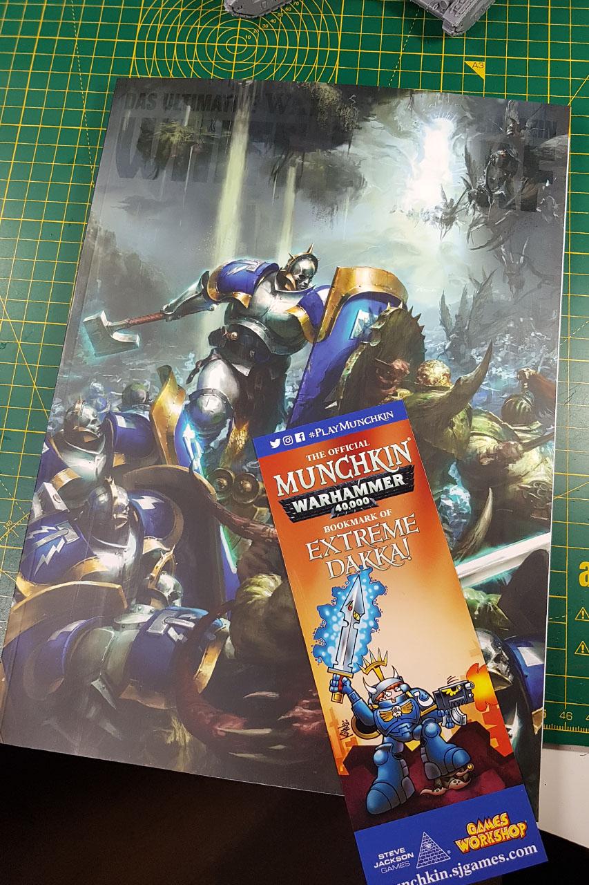 Munchkin Warhammer 40,000 | chaosbunker de