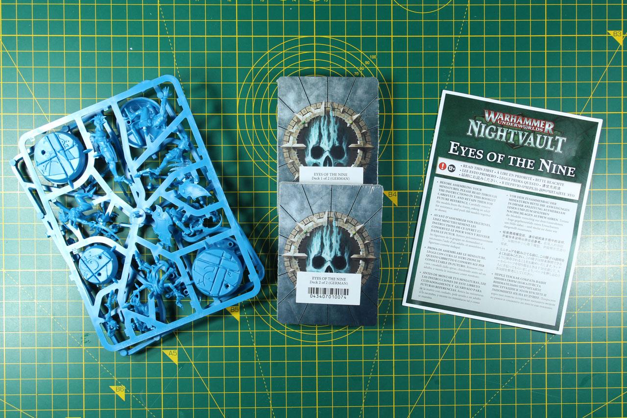 Plastic Light Covers >> Warhammer Underworlds: Nightvault – Eyes of the Nine ...