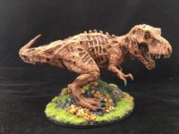 Gale Force 9 - Tyrannosaurus Zombie by Jeremy Spurlock