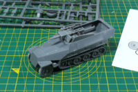 Bolt Action - SdKfz 251/9 Stummel