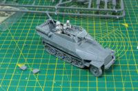 Bolt Action - SdKfz 251/9 Stummel