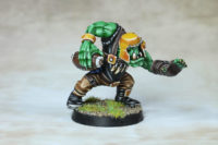 BLOOD BOWL - Journey of the Maulers