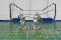 Footsore Miniatures - William Marshal and the Perfect Knight