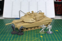 Tamiya MBT M1A2 Abrams - Spectre & Hasslefree Miniatures