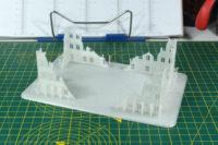 Adeptus Titanicus - 3d Printed Ruins