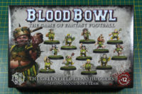 Blood Bowl - Greenfield Grasshuggers