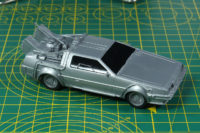 Aoshima DeLorean 1:43