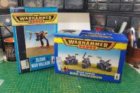 Warhammer Oldhammer Kits