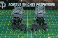 Adeptus Titanicus - Acastus Knight Porphyrion