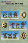 Epic Titan Legions - Imperial Knights