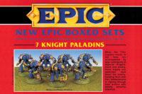vvvvvEpic Titan Legions - Imperial Knights