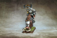 Age of Sigmar - Orc Boss on Boar