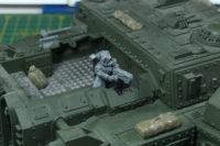 Warhammer 40,000 - Skorpius Dunerider