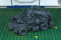 Warhammer 40,000 - Goliath Truck and Rockgrinder