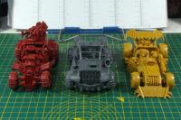 Warhammer 40,000 - Rukkatrukk Squigbuggy