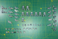 Warhammer 40.000 - Oldhammer Chaos Space Marine Terminators