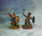 Stronghold Terrain - Victrix Vikings & Contrast Paint