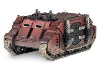 Warhammer 40.000 - Space Marine Rhino Mk Ic Deimos Pattern