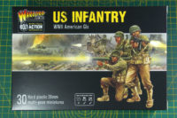 Bolt Action - US Infantry WWII American GIs