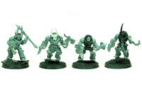 Warhammer 40.000 - Chaos Space Marine Plastic Terminators