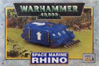 Warhammer 40.000 - Space Marine Rhino 3rd Edition