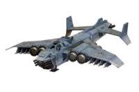 Aeronautica Imperialis - Marauder Destroyer