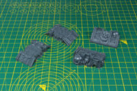 Aeronautica Imperialis - Imperial and Ork Ground Assets