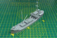 Crues Seas - Merchant Tanker