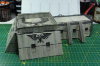 Warhammer 40.000 - Imperial Bunker