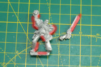 Oldhammer - Legion of the Damned Veteran Sergeant Centurius