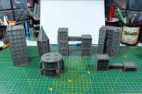 Adeptus Titanicus - 3D Printed Terrain
