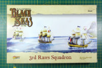Black Seas - 3rd Rates Squadron