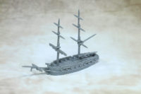 Black Seas - Frigates and Brigs Flotilla