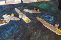 Cruel Seas - Battle Report Game 1