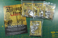 Barons War - Kickstarter Campaign