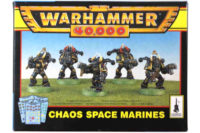 Warhammer 40.000 - Oldhammer Chaos Space Marines