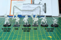 The Assault Group - White Knight Miniatures Zombies