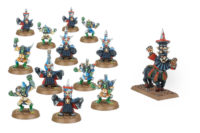 Blood Bowl - Made to Order Chaos Dwarfs
