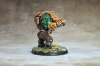 Journey of the Maulers - Vorg Beardrippa